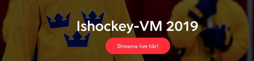 Hockey VM stream - här kan du streama Ishockey VM 2019 stream live!