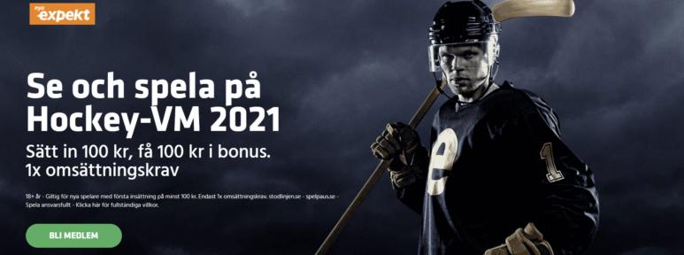 Hockey VM 2021 TV sändning - TV-tider ishockey - se Hockey VM på TV!